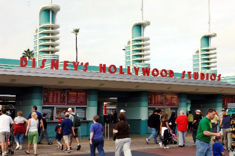 Photo of Disney Hollywood Studios goes here.