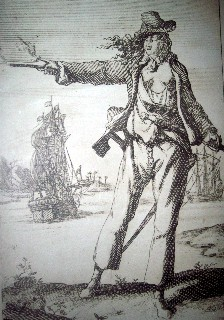 Photo of female pirate goes here.