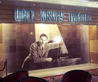 Photo of Walt Disney Theatre goes here.