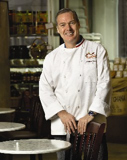 Photo of Chef Jacques Torres goes here.