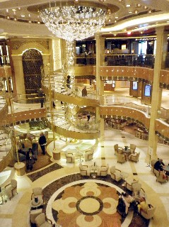 Photo of Grand Piazza on Royal Princess goes here.*