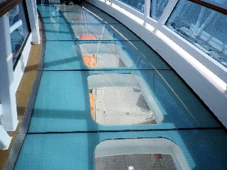Photo of SeaWalk on Royal Princess goes here.*