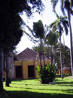 Photo of hacienda house goes here.