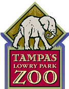 Photo of Tampa's Lowry Park Zoo goes here.