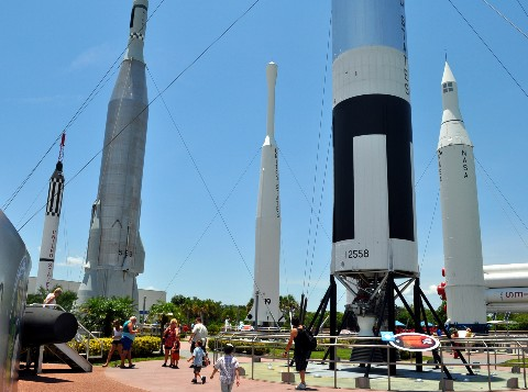 Photo of Rocket Garden goes here.